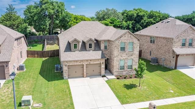 1723 Crescent Oak Street, Wylie, TX 75098 (MLS #14609915) :: Rafter H Realty