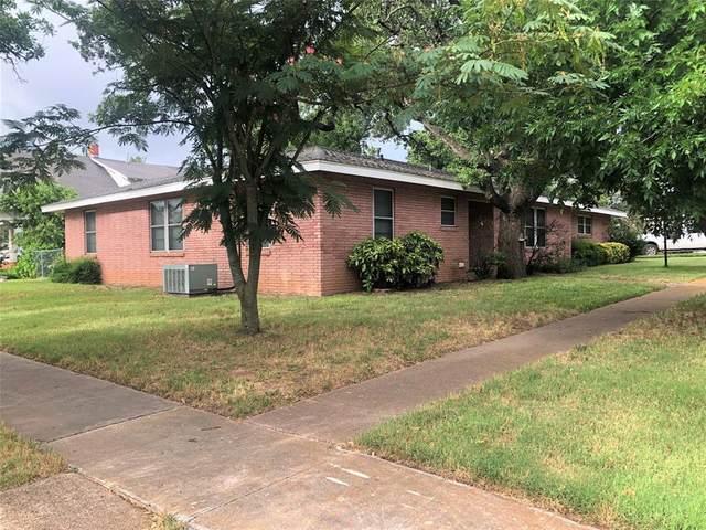 601 W 5th Street, Cisco, TX 76437 (MLS #14610048) :: Crawford and Company, Realtors
