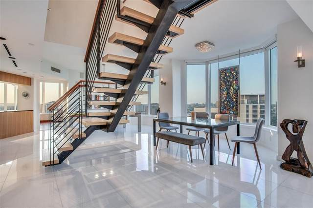3030 Mckinney Avenue #2301, Dallas, TX 75204 (#14610067) :: Homes By Lainie Real Estate Group