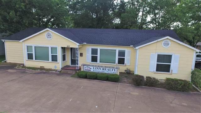 1207 S Washington Street, Kaufman, TX 75142 (MLS #14610142) :: The Property Guys