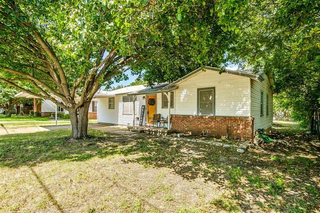 709 Charles, Weatherford, TX 76086 (MLS #14610216) :: Real Estate By Design
