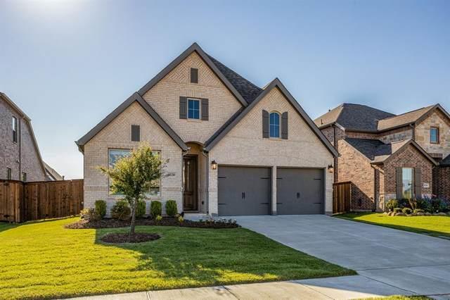8520 Holliday Creek Way, Mckinney, TX 75071 (MLS #14610314) :: The Mauelshagen Group