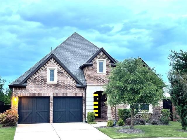 1820 Wood Duck Lane, Allen, TX 75013 (MLS #14610334) :: Wood Real Estate Group