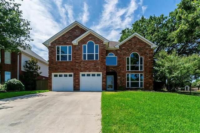 1606 Haydenbend Circle, Grapevine, TX 76051 (MLS #14610358) :: The Star Team | JP & Associates Realtors