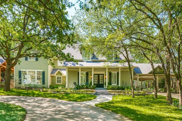 808 Country Club Road, Argyle, TX 76226 (MLS #14610370) :: Real Estate By Design