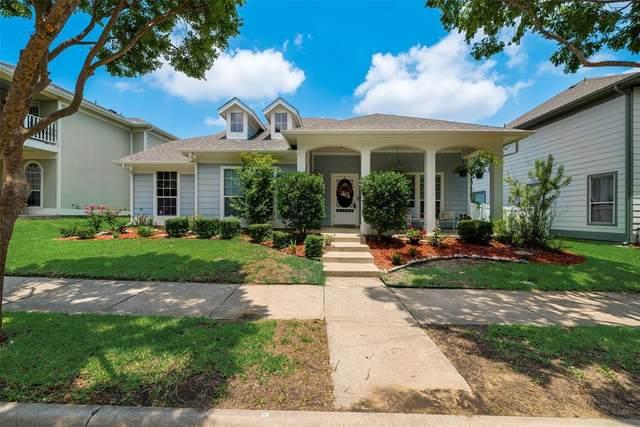 1505 Carriage Lane, Savannah, TX 76227 (MLS #14610484) :: Rafter H Realty