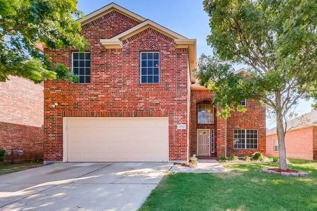 2733 Red Wolf Drive, Fort Worth, TX 76244 (MLS #14610508) :: Rafter H Realty