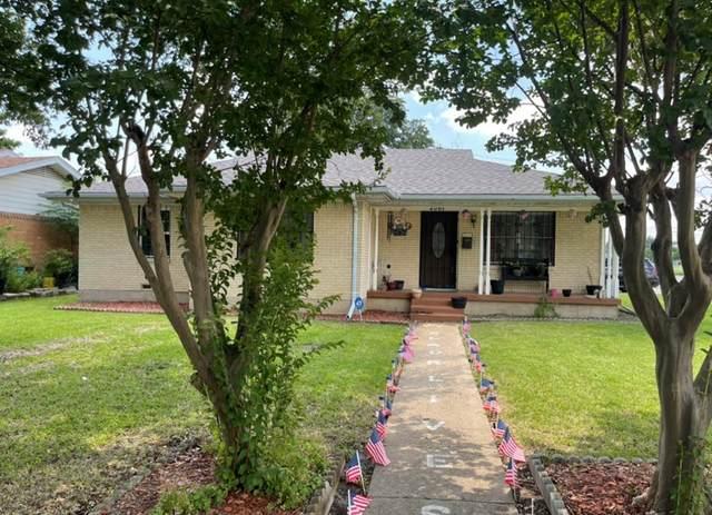 2061 Las Cruces Lane, Dallas, TX 75217 (MLS #14610552) :: Real Estate By Design