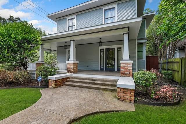 300 S Edgefield Avenue, Dallas, TX 75208 (MLS #14610631) :: Wood Real Estate Group