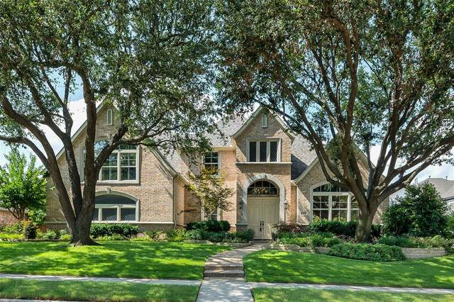 6521 Hidden Creek Court, Plano, TX 75024 (MLS #14610660) :: The Star Team | JP & Associates Realtors