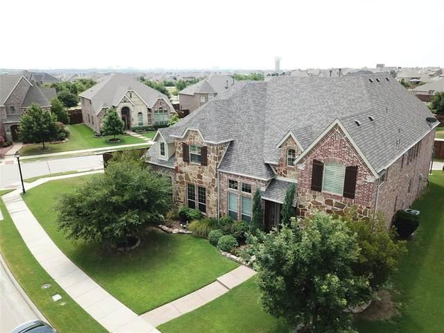 2779 Sharlis Drive, Frisco, TX 75036 (MLS #14610696) :: Lisa Birdsong Group | Compass