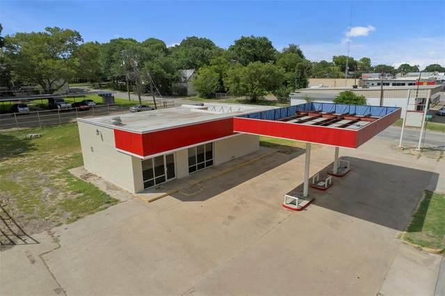 2901 Franklin Avenue, Waco, TX 76710 (MLS #14610706) :: The Chad Smith Team