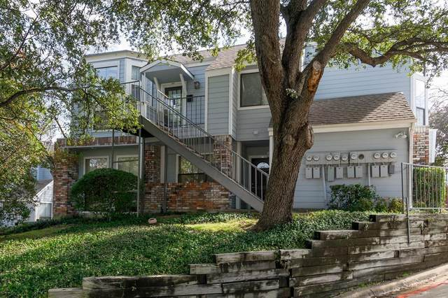 3420 Country Club Drive W #211, Irving, TX 75038 (MLS #14610708) :: All Cities USA Realty