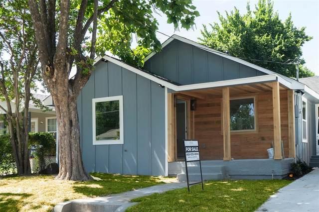 1511 Nomas Street, Dallas, TX 75212 (MLS #14610724) :: Real Estate By Design