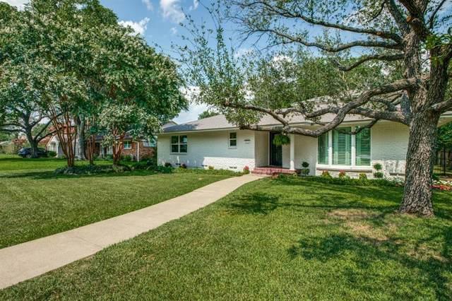 6614 Kingsbury Drive, Dallas, TX 75231 (MLS #14610738) :: Rafter H Realty