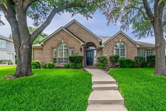 2002 Springcress Drive, Mckinney, TX 75072 (MLS #14610743) :: Frankie Arthur Real Estate