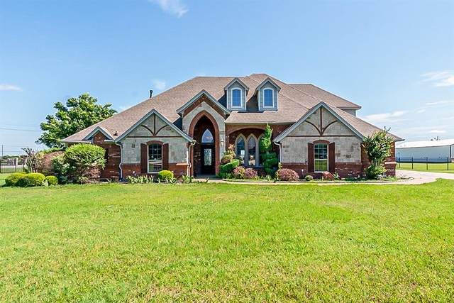 516 Lonesome Trail, Haslet, TX 76052 (MLS #14610777) :: Real Estate By Design