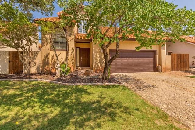 9 Tamarisk Circle, Abilene, TX 79606 (MLS #14610849) :: The Mitchell Group