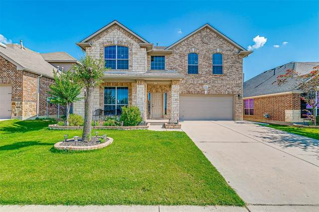 673 Cattlemans Way, Fort Worth, TX 76131 (MLS #14610866) :: Wood Real Estate Group