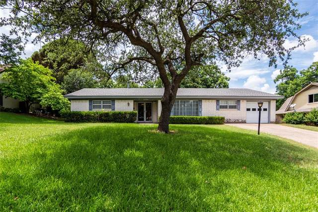 4304 Stonedale Road, Fort Worth, TX 76116 (MLS #14611136) :: The Chad Smith Team