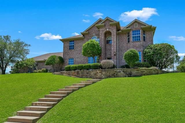 3005 Hillside Drive, Highland Village, TX 75077 (MLS #14611193) :: Real Estate By Design