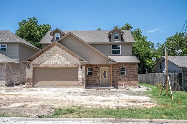 8040 Raymond Avenue, White Settlement, TX 76108 (MLS #14611211) :: Maegan Brest | Keller Williams Realty