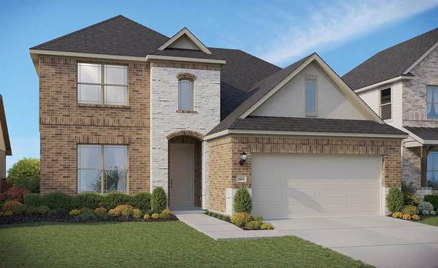 1859 Barnhill Lane, Van Alstyne, TX 75495 (MLS #14611261) :: Real Estate By Design