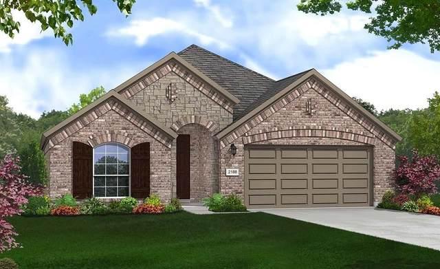 1937 Barnhill Lane, Van Alstyne, TX 75495 (MLS #14611263) :: Real Estate By Design