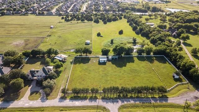 548 Glenn Lane, Red Oak, TX 75154 (MLS #14611285) :: Real Estate By Design