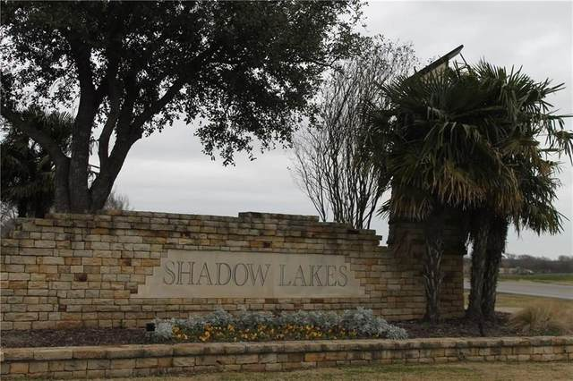 1801 Canyon Road, Wills Point, TX 75169 (MLS #14611328) :: Real Estate By Design