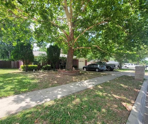 1920 Ruth Street, Arlington, TX 76010 (MLS #14611379) :: Real Estate By Design