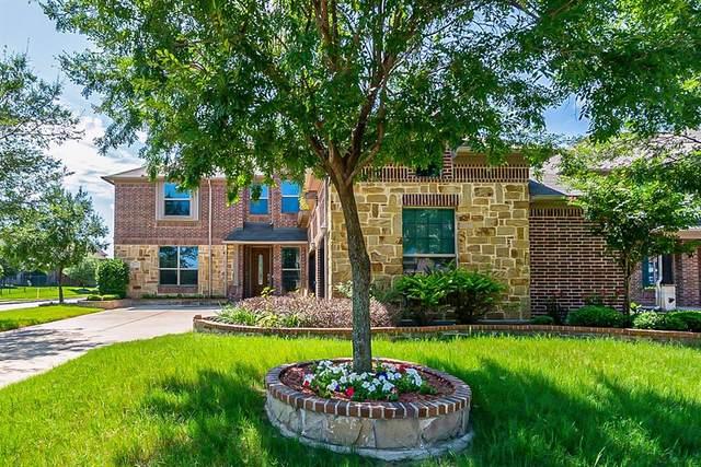 1971 Lewis Crossing Drive, Keller, TX 76248 (MLS #14611426) :: Real Estate By Design