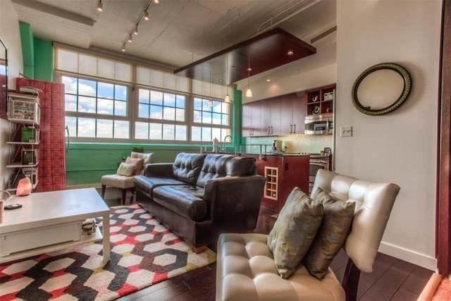 2600 W 7th Street #1627, Fort Worth, TX 76107 (MLS #14611480) :: The Chad Smith Team