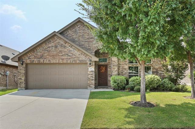 6153 Striper Drive, Fort Worth, TX 76179 (MLS #14611486) :: Real Estate By Design