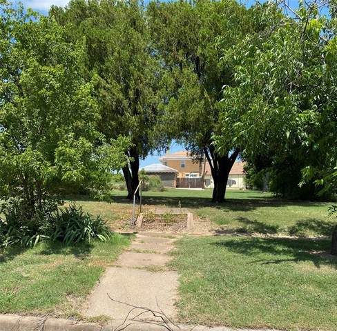 1105 Burnett Street, Wichita Falls, TX 76301 (MLS #14611574) :: Real Estate By Design