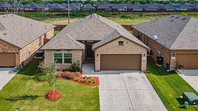 833 Key Deer Drive, Fort Worth, TX 76028 (MLS #14611673) :: Rafter H Realty