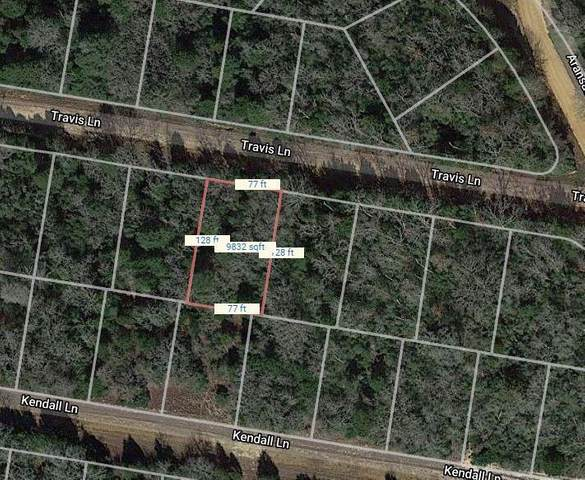 Lot 15 Travis Lane, Hilltop Lakes, TX 77871 (MLS #14611756) :: Robbins Real Estate Group