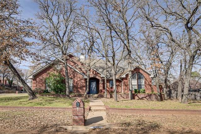 5520 Bradley Court, Arlington, TX 76017 (MLS #14611778) :: Real Estate By Design