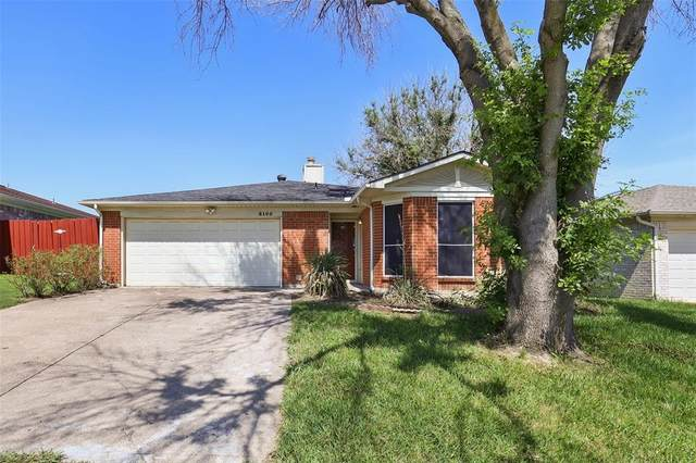 6100 Cohoke Drive, Arlington, TX 76018 (MLS #14611797) :: The Chad Smith Team