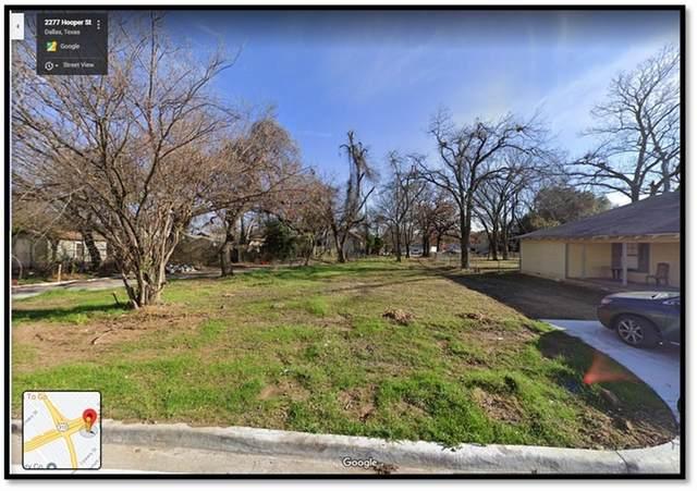 2246 Hooper Street, Dallas, TX 75215 (MLS #14611824) :: Robbins Real Estate Group