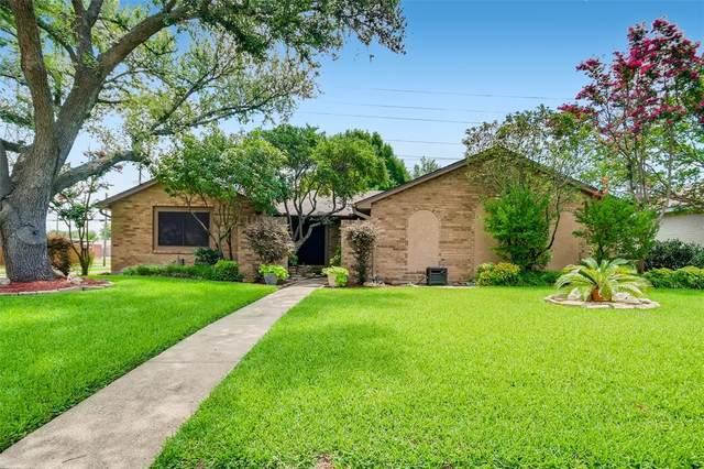 3524 Cranston Drive, Mesquite, TX 75150 (MLS #14611895) :: Real Estate By Design