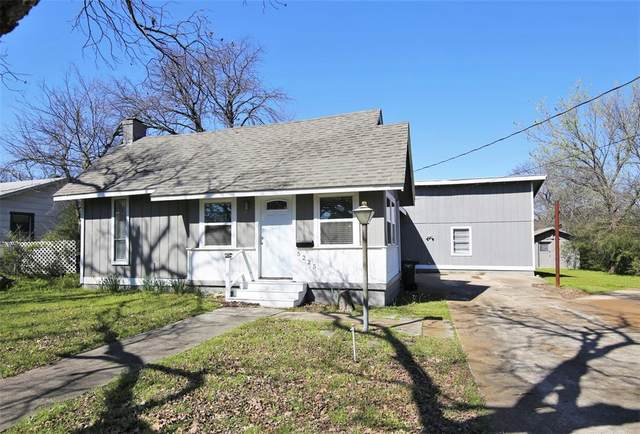 5225 Purington Avenue, Fort Worth, TX 76112 (MLS #14611938) :: Real Estate By Design