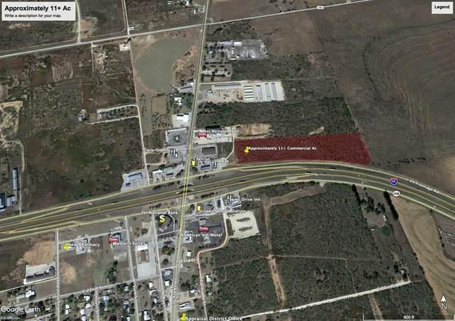 Service I-20, Colorado City, TX 79512 (MLS #14611958) :: Real Estate By Design