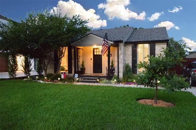 7526 Morton Street, Dallas, TX 75209 (MLS #14611963) :: The Kimberly Davis Group