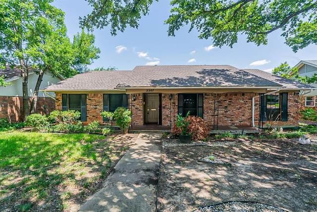 2307 Statler Drive, Carrollton, TX 75007 (MLS #14611984) :: The Property Guys
