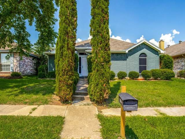 2528 Park Valley, Mesquite, TX 75181 (MLS #14611990) :: United Real Estate