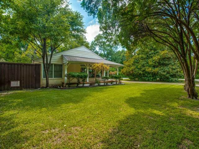 4104 Shorecrest Drive, Dallas, TX 75209 (MLS #14612006) :: Robbins Real Estate Group