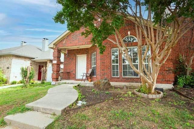 8358 Hickory Street, Frisco, TX 75034 (MLS #14612112) :: The Mauelshagen Group