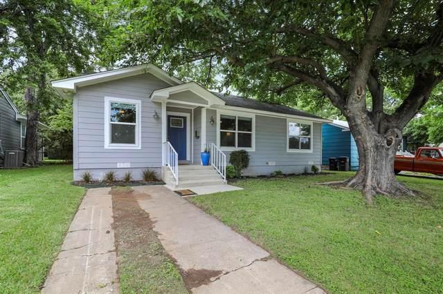 4308 Diaz Avenue, Fort Worth, TX 76107 (MLS #14612227) :: Real Estate By Design