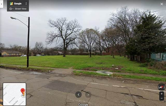 5319 Lindsley Avenue, Dallas, TX 75223 (MLS #14612304) :: Real Estate By Design